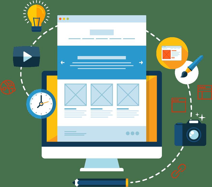 New website Design & Development Icon